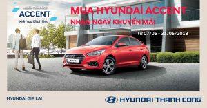 Khuyễn mãi Hyundai Accent
