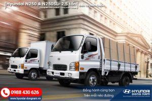 Hyundai New Mighty N250L